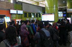 Dampak Bandara Tutup, Semua Tiket KA dari Jakarta Habis
