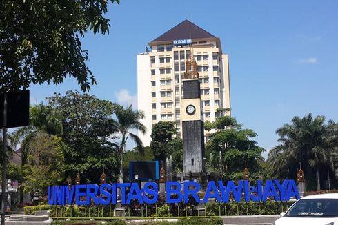 Universitas Brawijaya Terima 5.400 Mahasiswa dari Jalur Mandiri