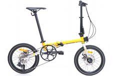 Berminggu-minggu Menanti demi Sebuah Sepeda Troy