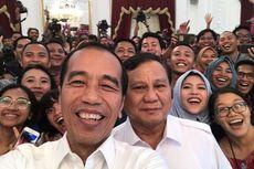 Mengingat Kembali Momen Pertemuan Jokowi-Prabowo