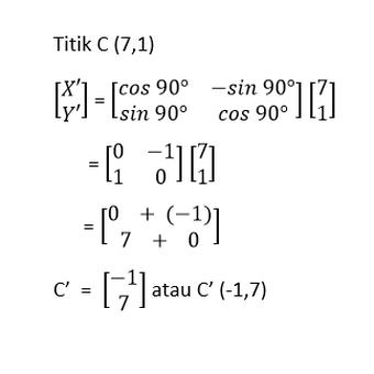 Titik C