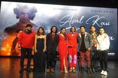 Aliando hingga Rizal Armada Menangis di Gala Premiere Asal Kau Bahagia