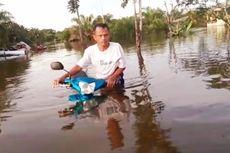 Puluhan Rumah di Kabupaten Sambas Terendam Banjir