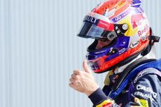 Vettel: Kami Tak Menyangka Akan Sangat Kuat