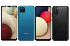 Samsung Perkenalkan Galaxy A12 dan Galaxy A02S