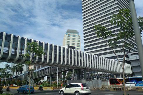 JPO Pasar Minggu Akan Dibangun Mirip dengan yang di Bundaran HI