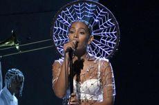Ada 25.000 Kristal di Rambut Adik Beyonce