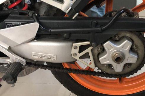 Swingarm Pro-Arm Honda NSR 150 SP, Setara Motor Sport Eropa