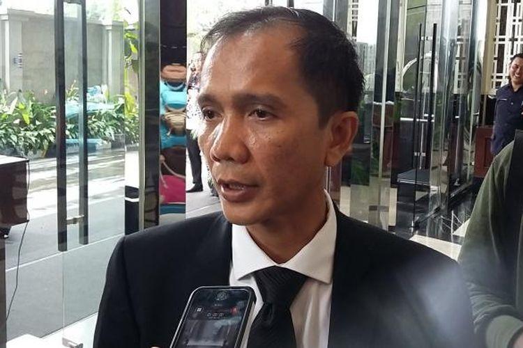 Ketua Komnas HAM Nur Kholis saat ditemui di Kuningan, Jakarta Selatan, Rabu (24/2/2016).