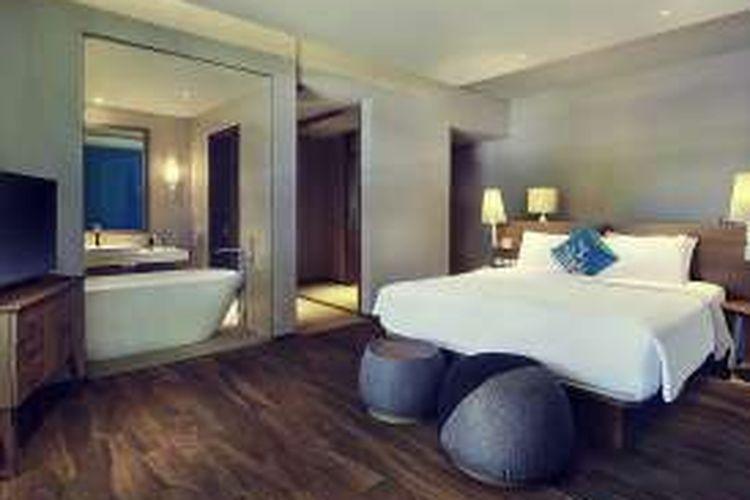 Kamar di Mercure Manado Tateli Beach Hotel