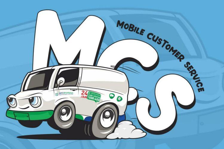 Mobile Customer Service (MCS) BPJS Kesehatan