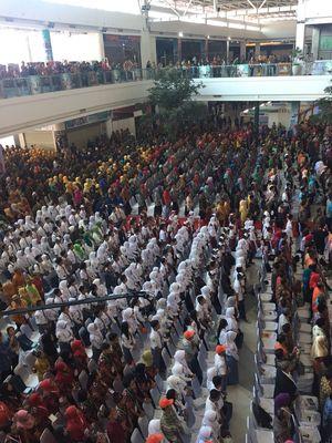 Diperkirakan 3.500 peserta hadir dalam rangkaian LKS SMK Nasional 2018.