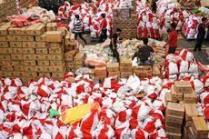 Pemprov dan Kemensos Bagikan Bansos ke 2,4 Juta KK di Jakarta, Ini Jadwal Distribusinya...