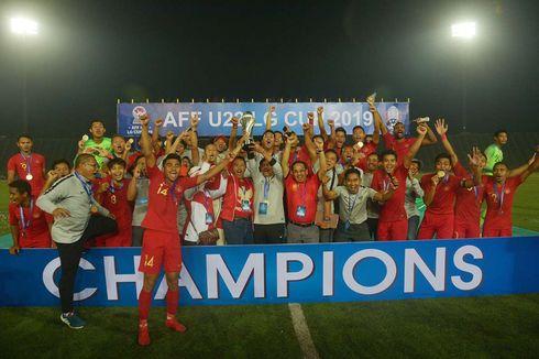 Jelang Kualifikasi Piala Asia U-23, Indra Sjafri Berharap Tuah 2013 Terulang Lagi