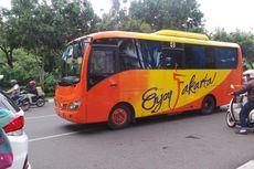Bus Jemputan PNS DKI Juga Akan Difungsikan untuk Bus Keliling Gratis