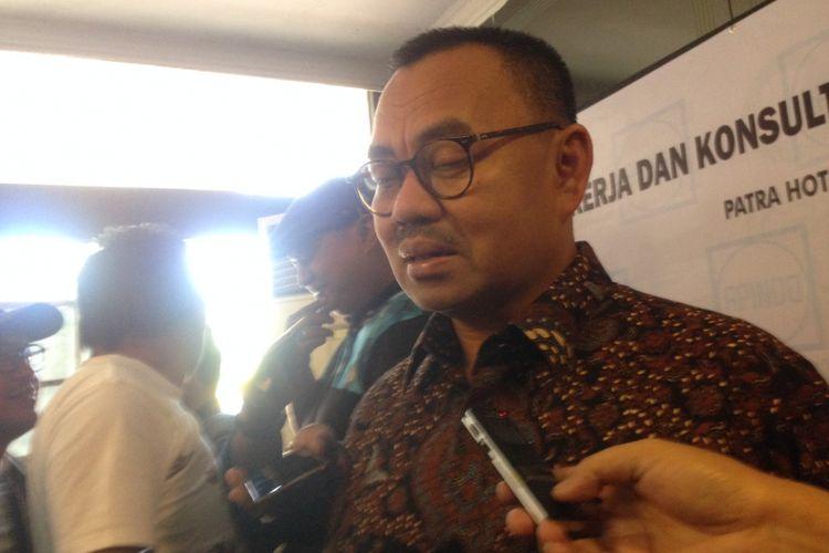 Calon Gubernur Jateng Sudirman Said