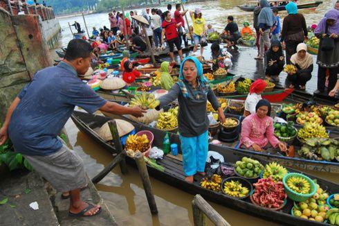 Jokowi Gaungkan Benci Produk Luar Negeri, Pedagang Pasar: Ini yang Kami Tunggu