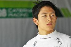 Rio Haryanto di Posisi 16 GP2