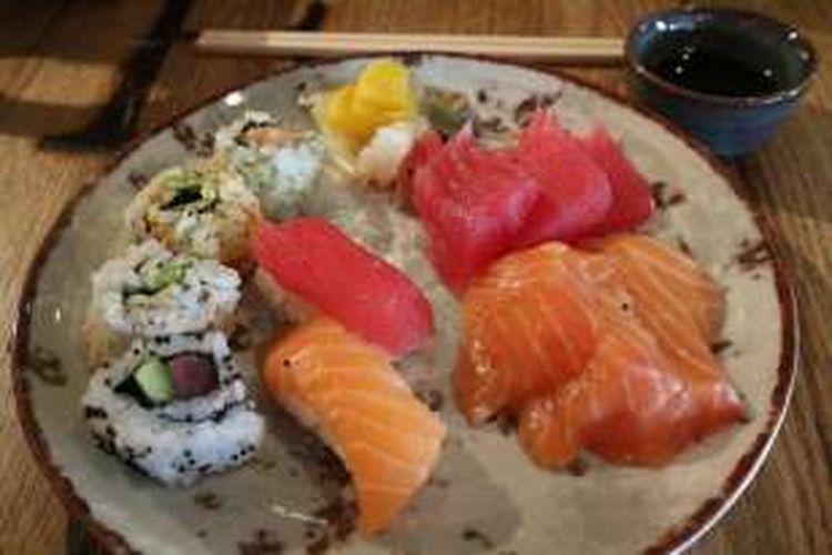 Apa Bedanya Sashimi Dan Sushi