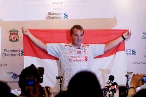 Rodgers: Indonesia akan Disambut Hangat di Anfield