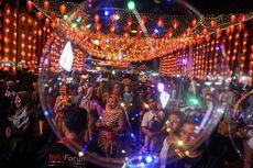 Ada Car Free Night saat Malam Imlek di Pasar Gede Solo