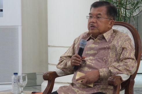 Jusuf Kalla Akan Kumpulkan Perwakilan Cabor Asian Games 2018