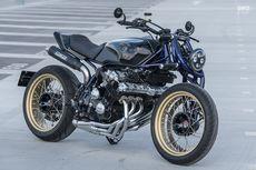 Honda CBX1000 Cafe Racer dengan Kaki-kaki Radikal