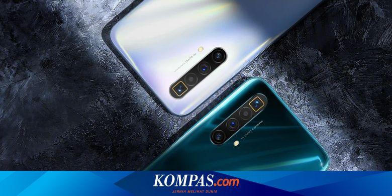 Realme X3 Superzoom Meluncur di Indonesia 16 Juni,