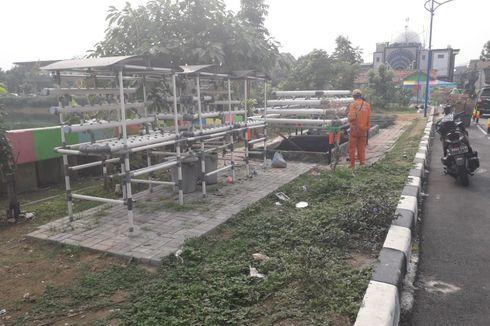 Lahan di Pinggir Waduk Rawabadak Dijadikan Area