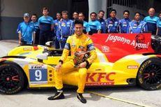Sean Gelael Persiapkan Diri Menuju Le Mans Asia Seri Ketiga