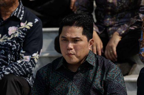 Sebulan Menjabat, Erick Thohir Bongkar Pasang Pejabat BUMN