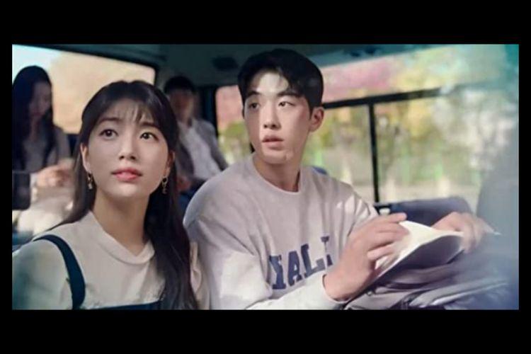 Bae Suzy dan Nam Joo Hyuk dalam drama korea Start-Up (2020)