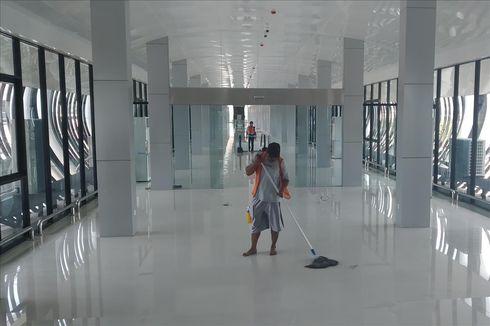 Ini Peron Termegah di Indonesia, Terletak di Stasiun Solo Balapan