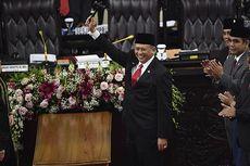 Ucapan Terima Kasih Bamsoet untuk Megawati dan Prabowo dari Kursi Ketua MPR