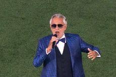 Laporan Langsung dari Roma: Makna Lagu Nessun Dorma di Acara Pembukaan Euro 2020
