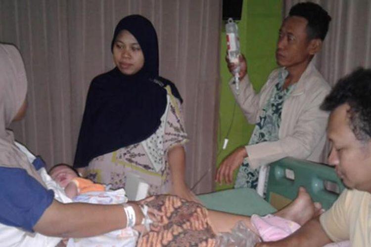 Begini Cara Desa Peninggaran Minimalkan Risiko Kematian Ibu Melahirkan