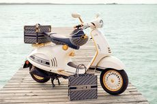 Lelang Vespa 946 Christian Dior Terjual Rp 1,35 Miliar, Ini Kata Pembelinya