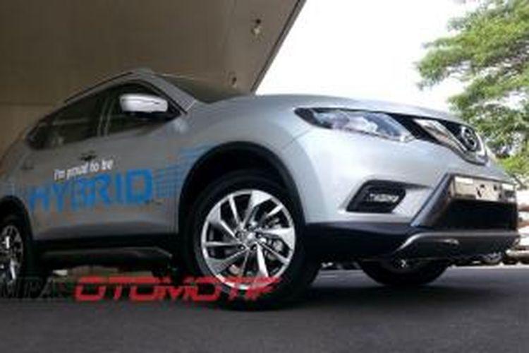 Nissan Hybrid Suv >> Kencan Singkat Dengan Nissan X Trail Hybrid