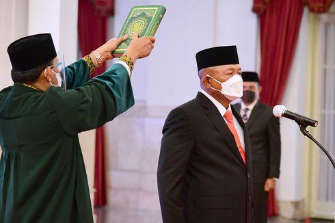 Intip Kekayaan Ganip Warsito, Kepala BNPB Baru Pengganti Doni Monardo