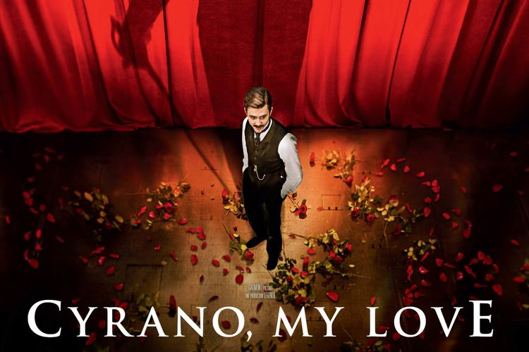 Poster film Cyrano, My Love