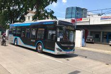 Soal Bus Listrik TransJakarta Jadi Tanggung Jawab Operator