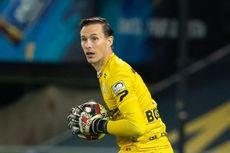 Berbenturan dengan Lawan, Kiper Klub Liga Belgia Ini Alami Retak Tulang Tengkorak
