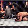 UFC 254, Momen Emosional Iringi Kemenangan Khabib Nurmagomedov