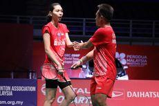 China dan Hong Kong Dapat Poin dari Kejuaraan Beregu Asia 2021, Hafiz/Gloria Wajib Pertahankan Posisi