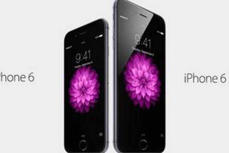 iPhone 6 dan iPhone 6 Plus