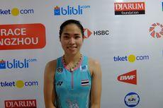 Tak Kesampingkan Pendidikan, Tunggal Putri Terbaik Thailand Ini Lanjut Kuliah S3
