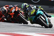 Kalah Cepat, Valentino Rossi Kaget dengan Performa Dani Pedrosa
