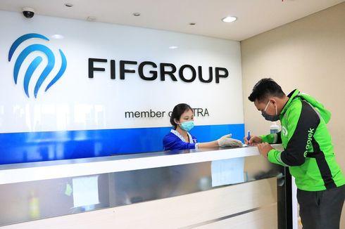 930.000 Konsumen FIF Group Dapat Keringanan Kredit