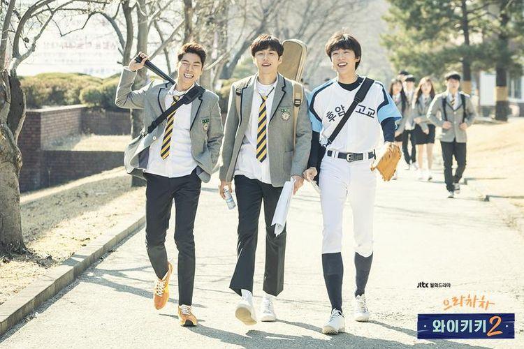 Lee Yi Kyung, Shin Hyun Soo, dan Kim Sun Ho kembali dalam serial drama Korea, Welcome to Waikiki 2.
