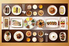 Budaya Makan Kerajaan Korea Selatan, 12 Sajian untuk Sekali Makan